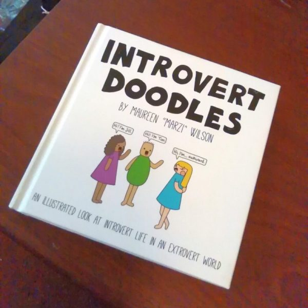 introvert doodles an illustrated look at introvert life in an extrovert world english edition